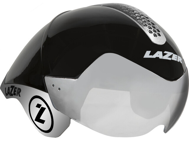 Lazer Wasp Air Tri Cykelhjelm sort